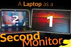 How to Use Your Old Laptop as a Second Monitor (5 Ways)