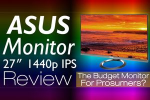 MX27AQ Review: Perfect Monitor for Cheap Professionals