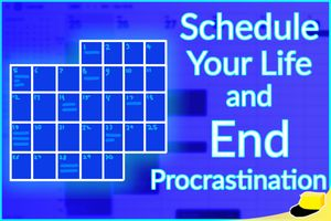Should You Have Faith in Online Calendars? [Kill Procrastination]