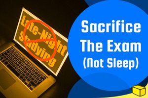 Should You Sleep or Study All Night? You'll Hate the Truth