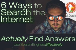 What is The Best Way to Search the Internet?