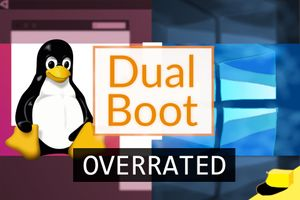 Why I Abandoned Dual Boot and Finally Gained Back Freedom