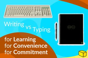 Writing vs Typing: Which is the Best for Your Desired Results?