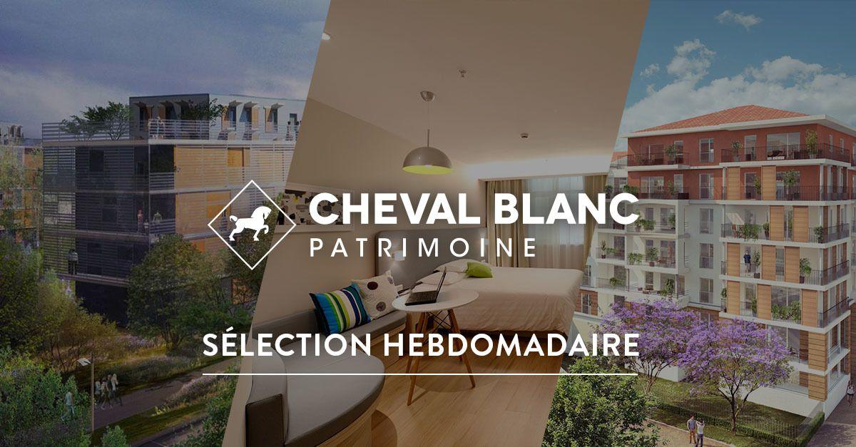 La sélection hebdomadaire Cheval Blanc Patrimoine