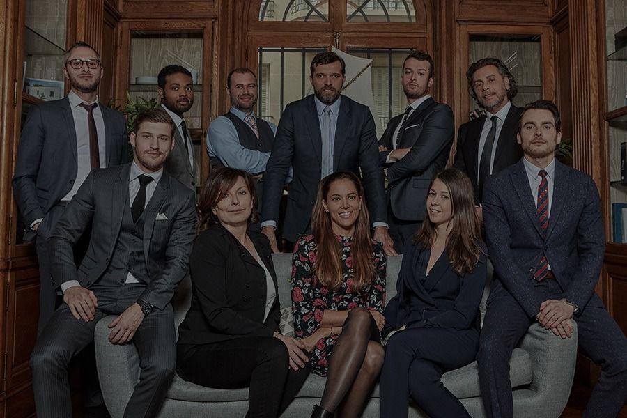 L'équipe investissement immobilier - Cheval Blanc Patrimoine