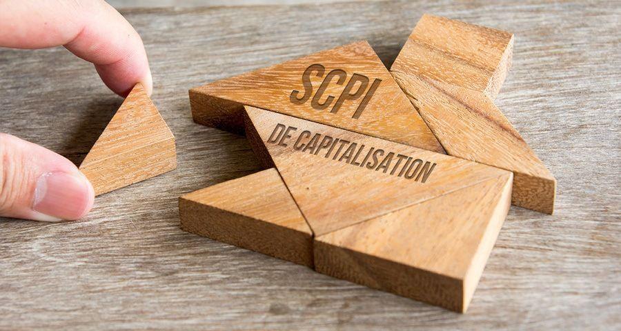 SCPI de capitalisation