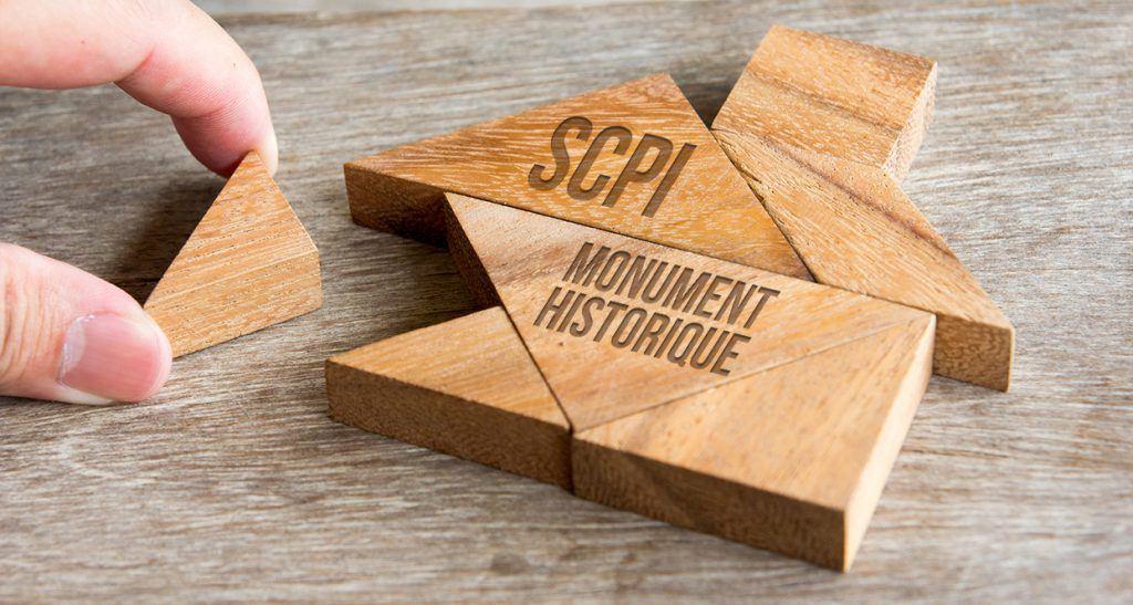 SCPI Monument historique