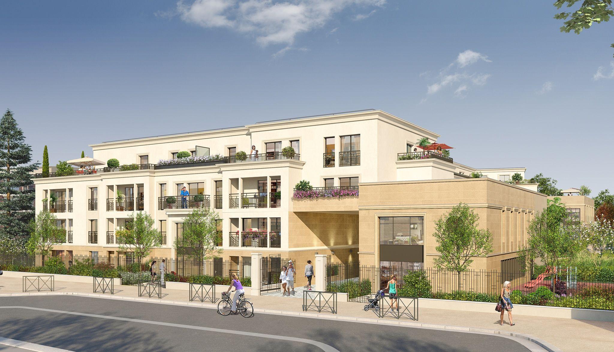 Neuilly sur Seine – Nue pro - Cheval Blanc Patrimoine