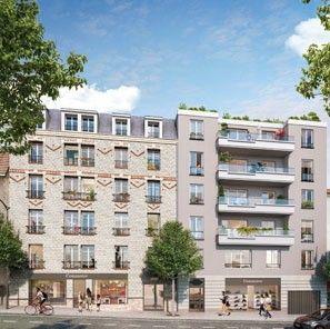 Nue propriété Paris 15 Parc G. Brassens – Avant-première - Cheval Blanc Patrimoine