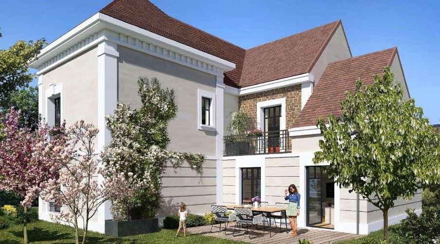 Clamart – Place du Garde - Cheval Blanc Patrimoine