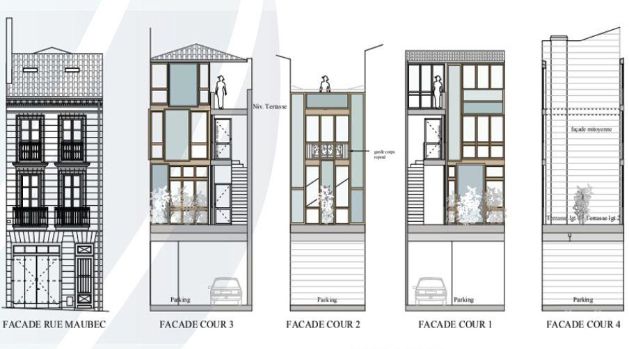 Bordeaux – 21 Rue Maubec - Cheval Blanc Patrimoine