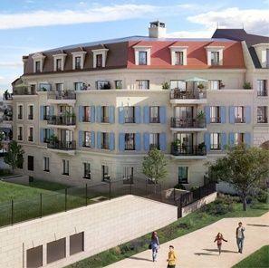Les Jardins Mansart - Cheval Blanc Patrimoine