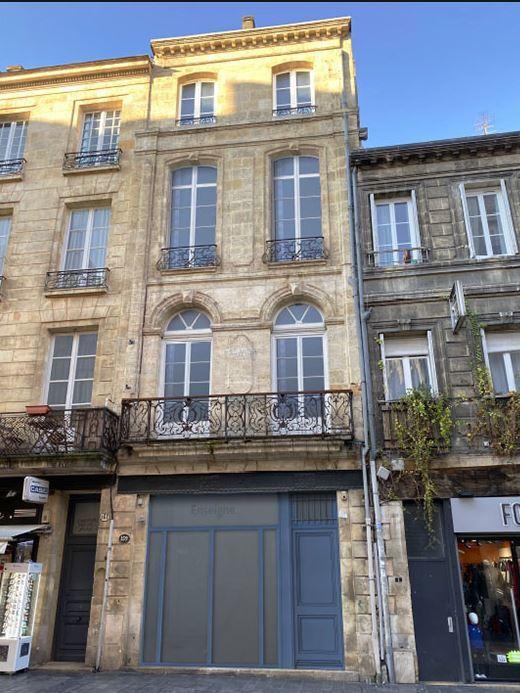 Rue Sainte Catherine – Bordeaux | Loi Malraux - Cheval Blanc Patrimoine