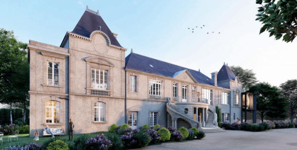 Rénovation de L'Abbaye - Cheval Blanc Patrimoine