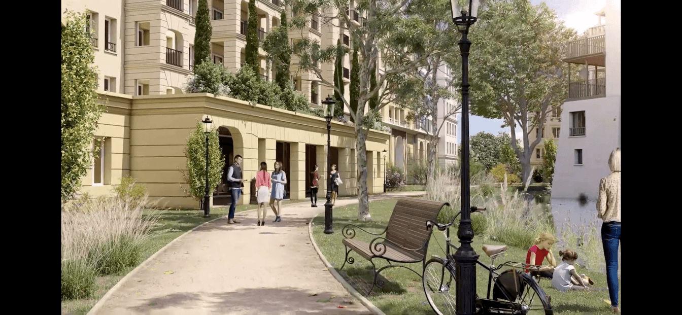 Quartier des architectes – Plessis Robinson - Cheval Blanc Patrimoine