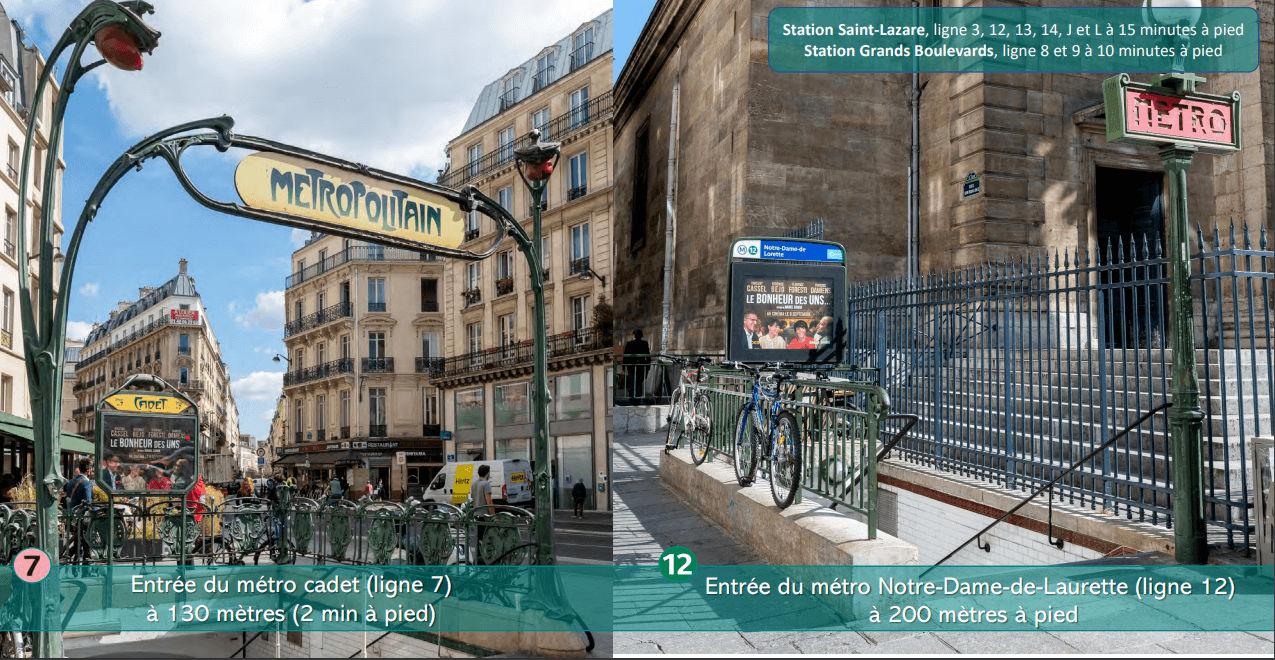Rue Lamartine 75009 - Cheval Blanc Patrimoine