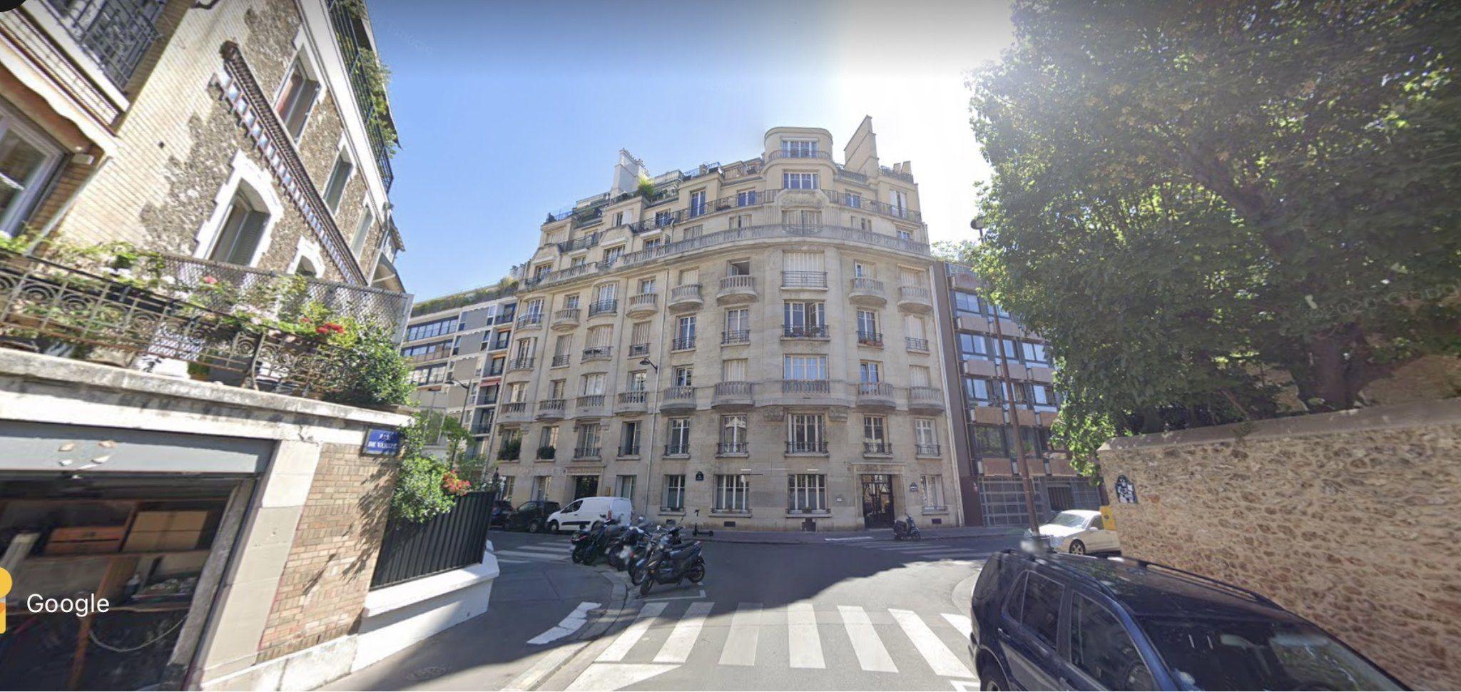 Paris XVIeme – Nue propriété - Cheval Blanc Patrimoine