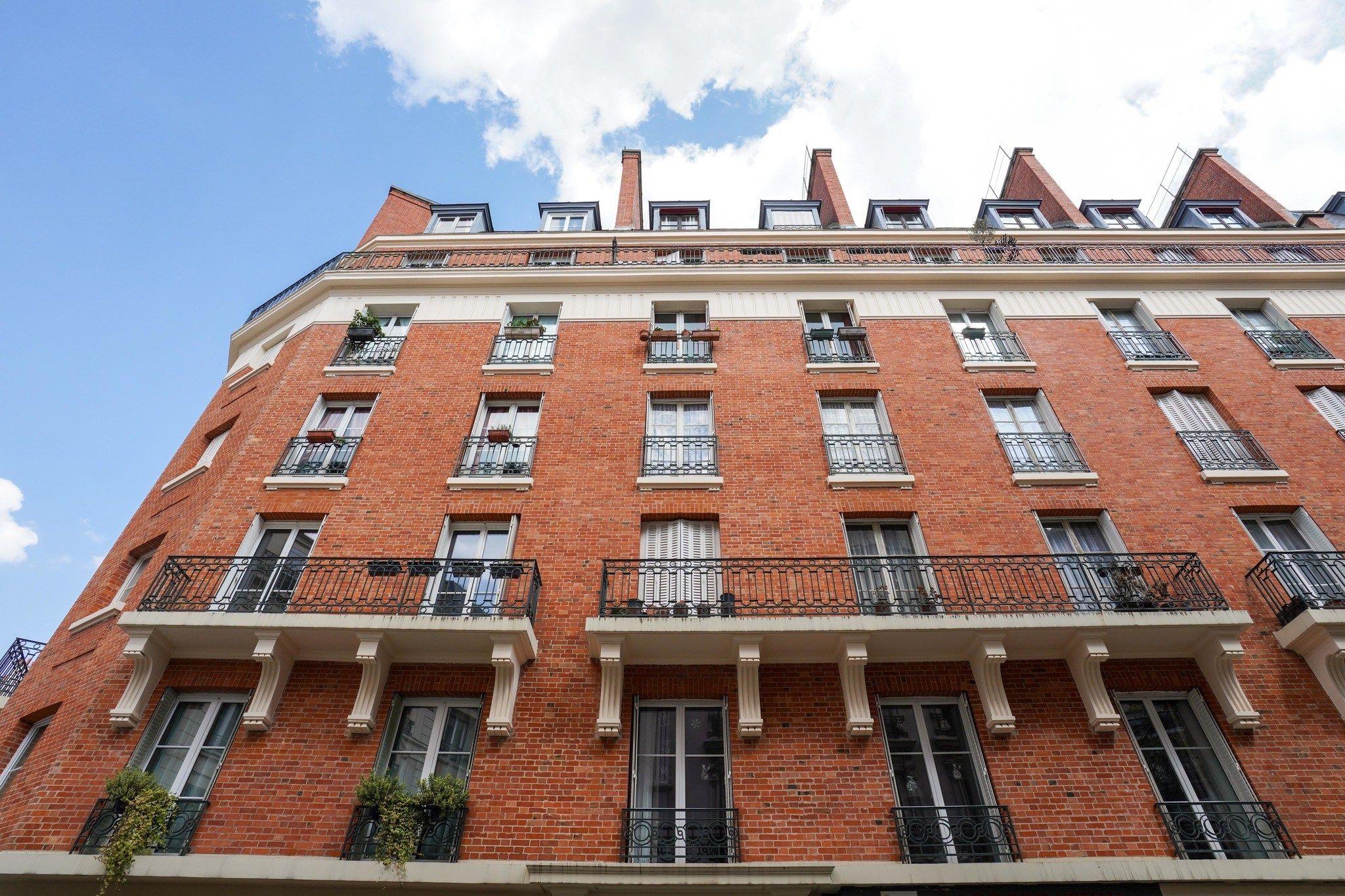 Appartement 4 pièces Volontaires/Pasteur - Cheval Blanc Patrimoine