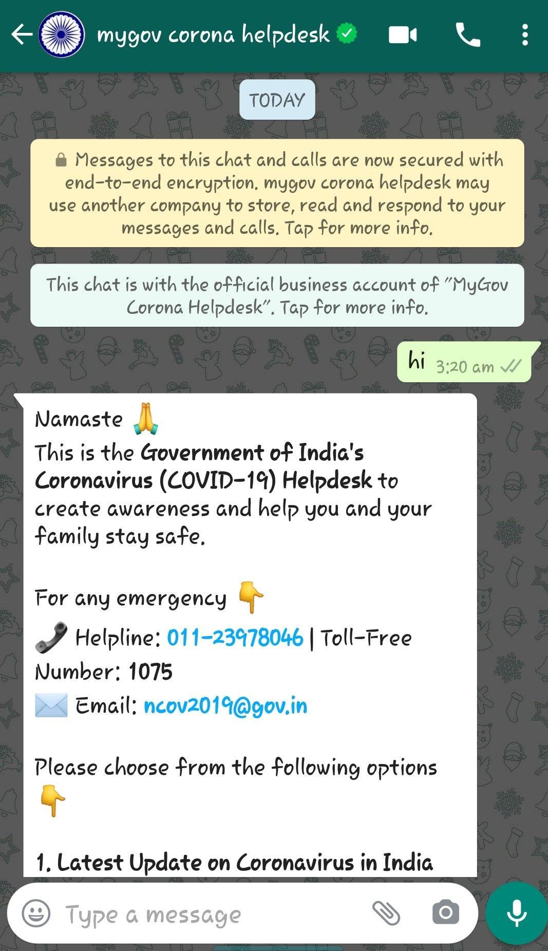 corona-virus-helpline-number-of-whatsapp