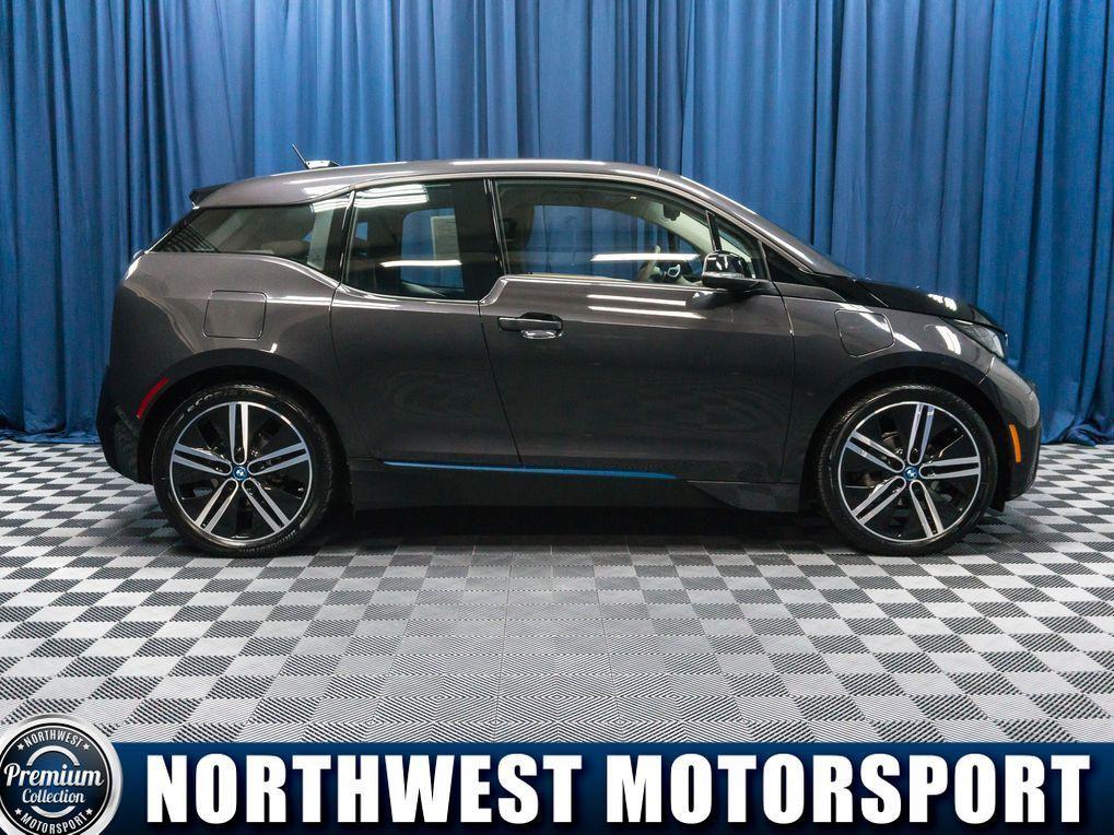 GREAT 2015 BMW i3 REX RWD