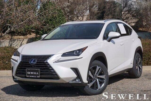 2018 Lexus NX AWD / Hybrid / Premium PKG / NAVIGATION
