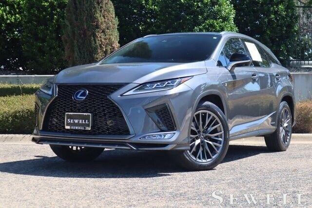 2020 Lexus RX F Sport / Hybrid / Navigation / HUD / LEVINSON
