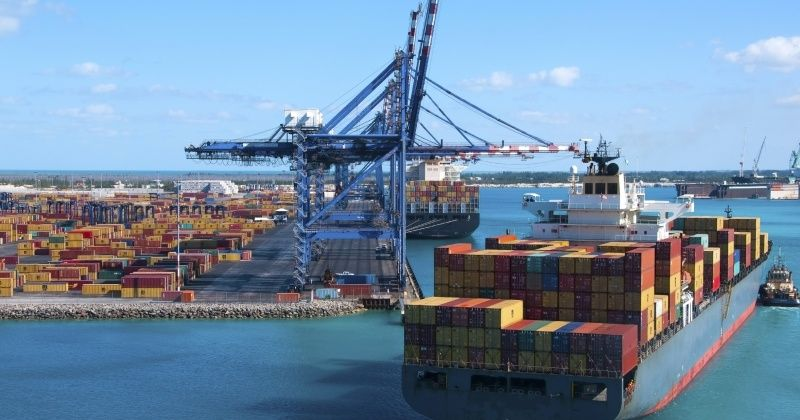 Container Port Sip