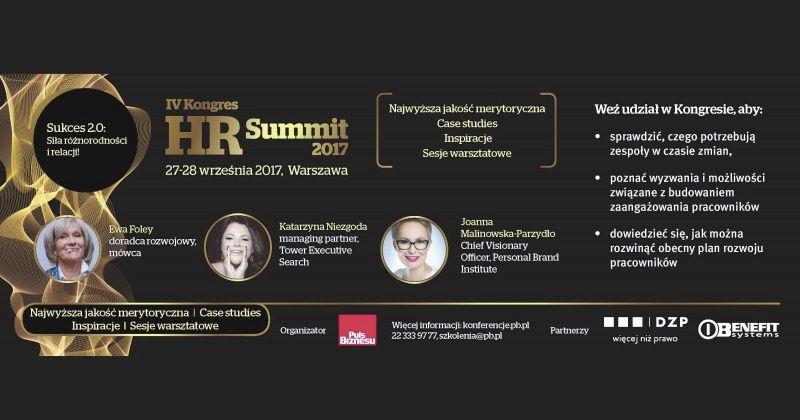 IV Kongres HR Summit 2017