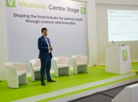 Vitafoods Centre Stage 2018