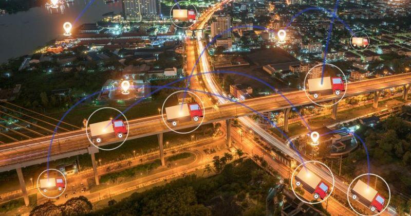 Logistic GPS tracking Followers