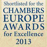Europe shortlist 2013
