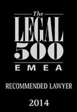 L500 2014 recommended lawyer editorial text