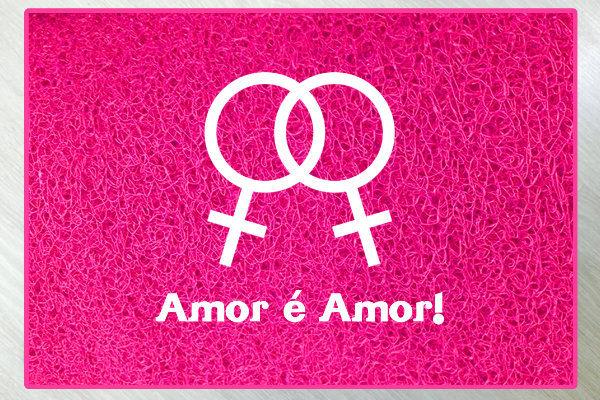 tapete rosa amor