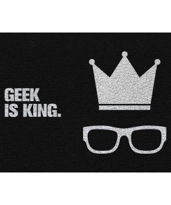 Tapete Geek is King