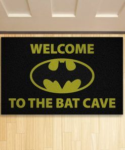 Tapete Welcome Batman