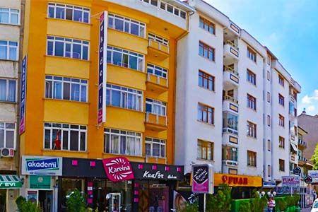 Konya Akademi kız öğrenci yurdu