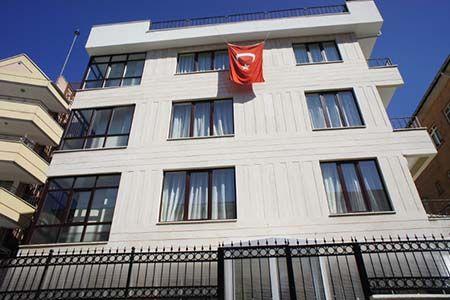 Ankara Çınar Kız Yurdu