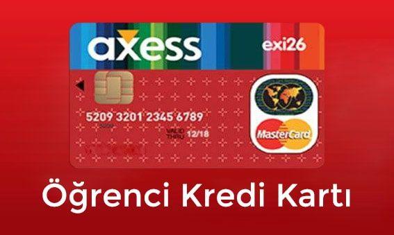 Akbank Öğrenci Kredi Kartı