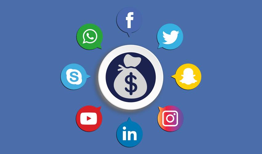 Sosyal medya üzerinden para kazanmak