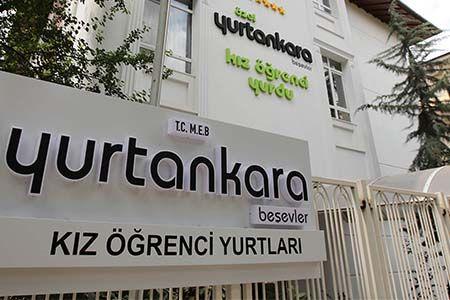 Yurt Ankara Kız Öğrenci Yurdu