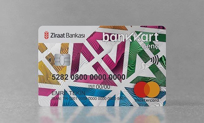 Ziraat Bankası Öğrenci Kredi Kartı - Bankkart Genç-min