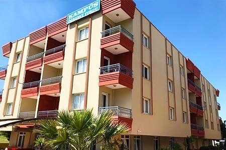 İzmir Kampüs Erkek Öğrenci Yurdu