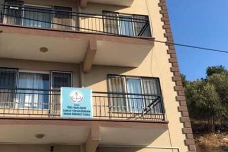 İzmir Narlıdere Çamlık Erkek Yurdu