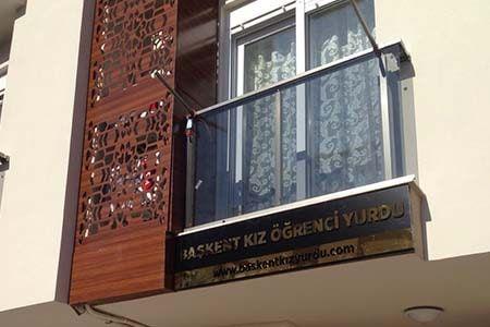 Antalya Başkent Kız Yurdu