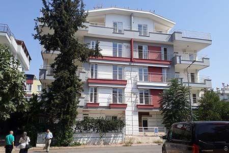 Antalya Balcıoğlu Kız Yurdu