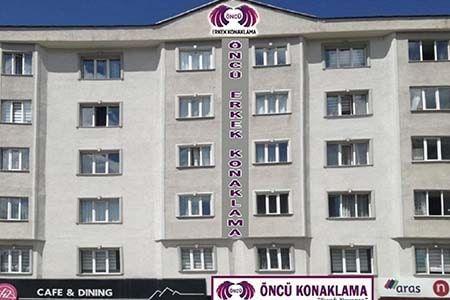 Erzurum Öncü Erkek Öğrenci Yurdu