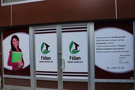 Erzurum Fidan Kız Öğrenci Yurdu