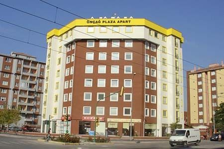 Eskişehir Önçağ Plaza Apart