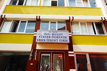 İstanbul Beyazıt Erkek  Yurdu