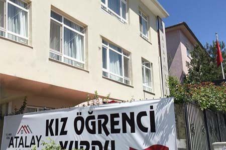 Ankara Atalay Kız Yurdu – Emek Şubesi